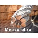 Грозотрос ТК 70 ГОСТ 3063 80 ф 11, 0 мм.  оцинкованный.