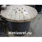 Канат ГОСТ 3063 80 грозотрос ф 0, 65 11, 5 мм для растяжки и такелажа