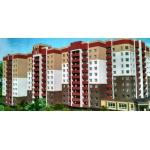 продам 2-комнатную квартиру в новом строящемся доме на ул.  Куйбышева,  3