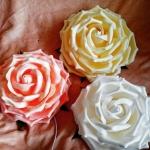Светильники и ростовые цветы ручной работы